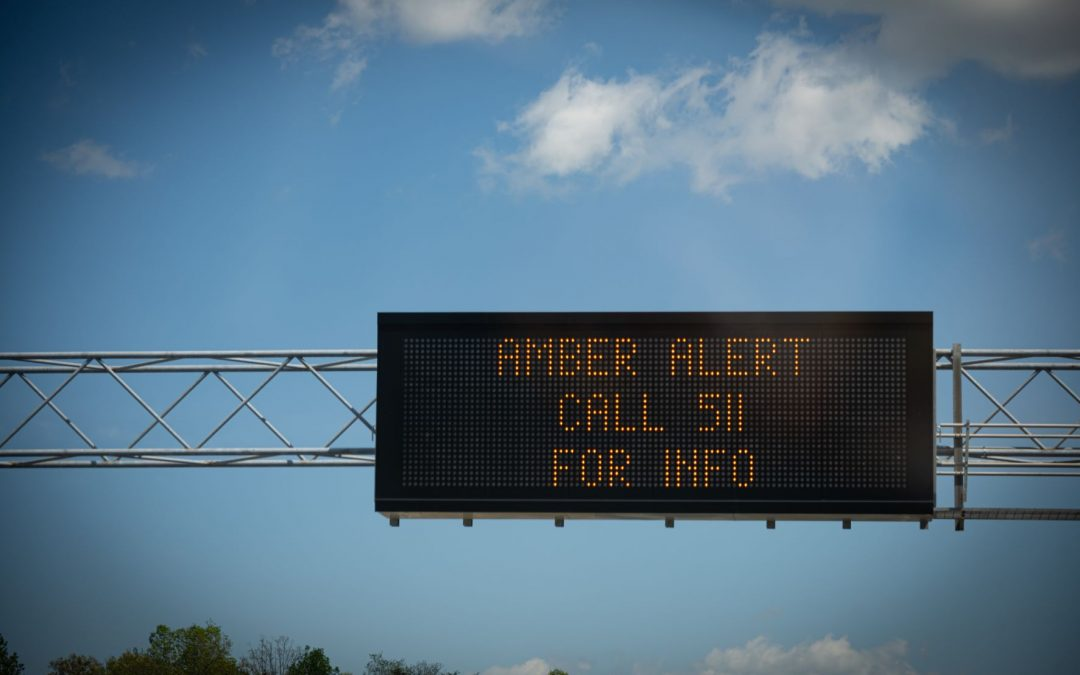 What is an AMBER Alert?